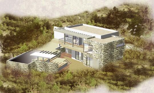 Villa-3D