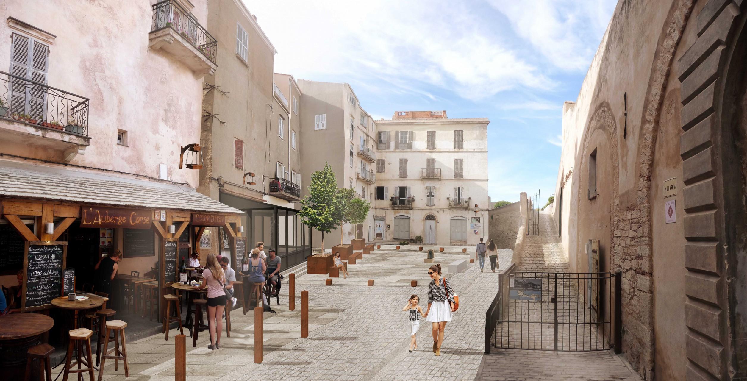 Bonifacio Haute Ville 01