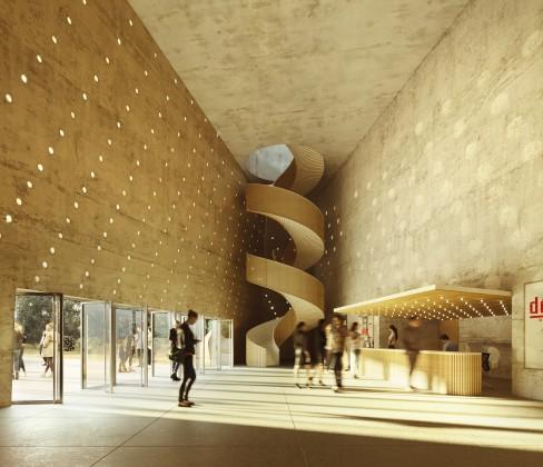 Centre culturel Calvi 02