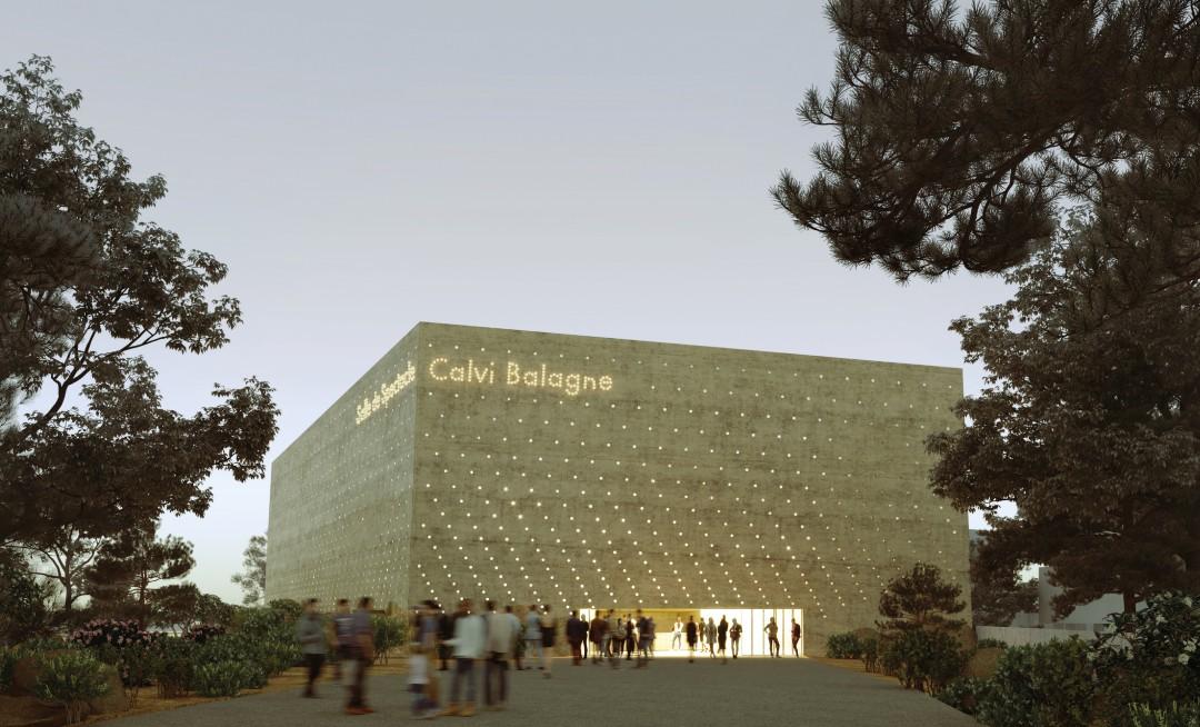 Centre culturel Calvi 01
